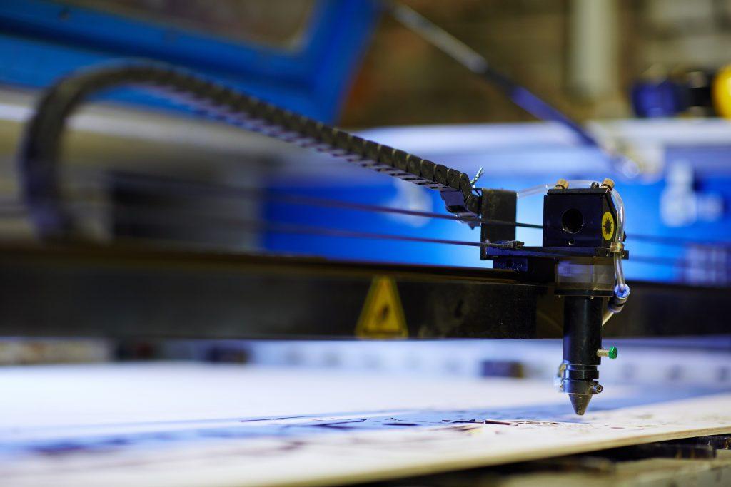 cięcie plazmą CNC