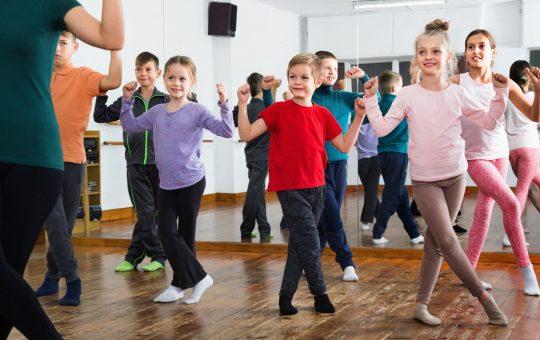 Obóz taneczny
